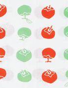 柿子手布巾