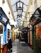 全景拱廊街