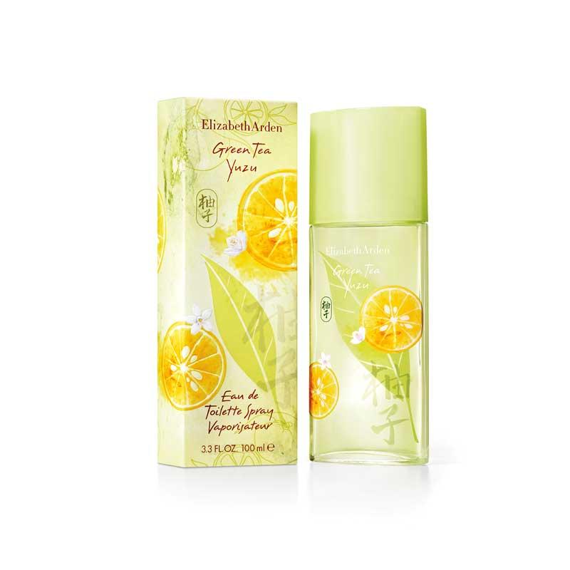 Elizabeth Arden夏日限量新香 绿茶柚子香水 谱出平静清新的和风之香
