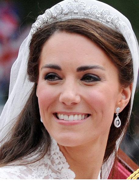 世紀婚禮大公開!完整打造英國凱特王妃的新娘LOOK