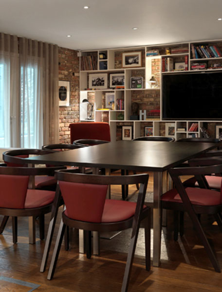 【倫敦】 The Hoxton Hotel 重現英式復古經典