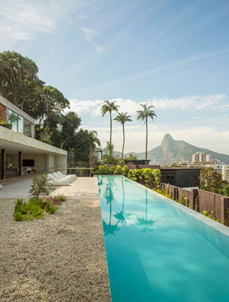 【巴西】Casa AL撼人心扉的仙境海景
