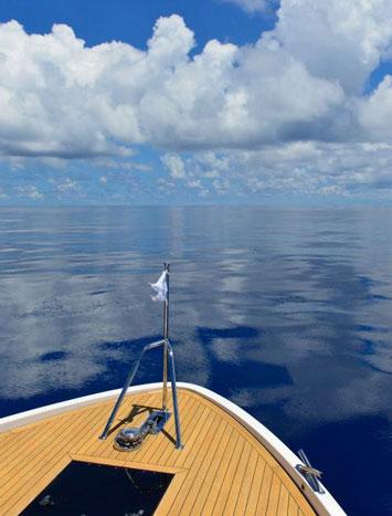 【石垣島】夢幻遊艇之旅帶你前進日本海島耍浪漫