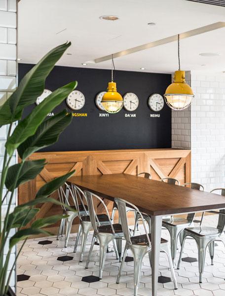 【台北】時髦旅店「CHECK inn」打造紐約LOFT風