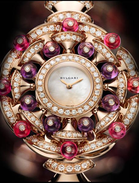 獻給一生的摯愛!BVLGARI寶格麗全新DIVA系列珠寶腕表璀