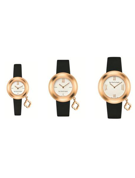 紀錄愛情的分秒!Van Cleef &Arpels經典腕錶作品