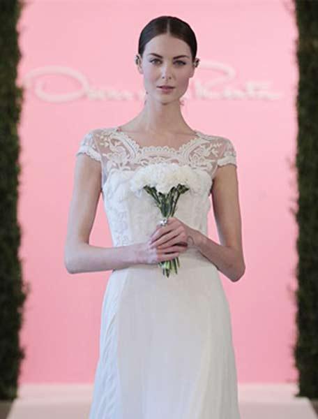 《來自星星的你》千頌伊著用的婚紗品牌曝光! Oscar De
