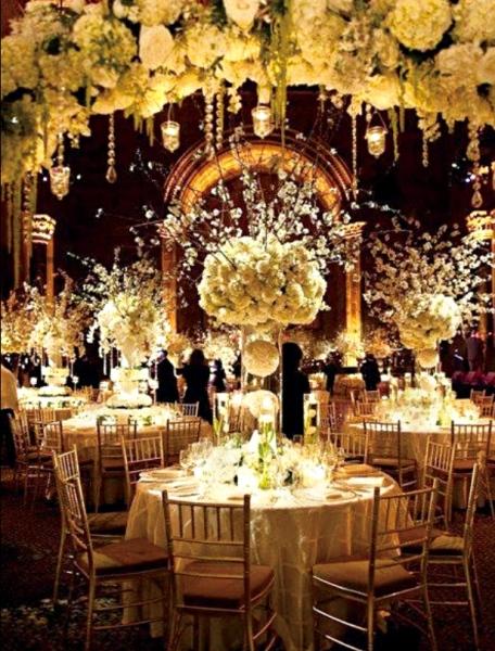 賓主盡歡的難忘婚禮!各種婚禮風格一覽