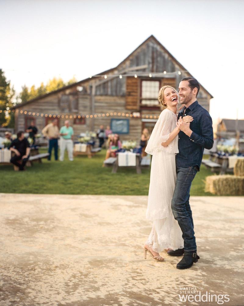 好萊塢婚禮現場搶先看!凱特柏絲沃Kate Bosworth和導