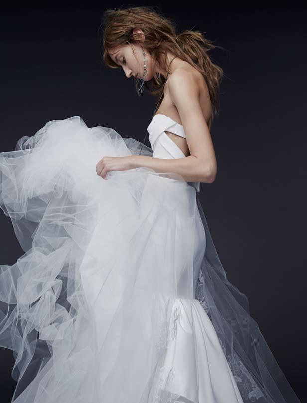 唯美人魚的奇想!Vera Wang 2015秋冬婚紗系列滿足你