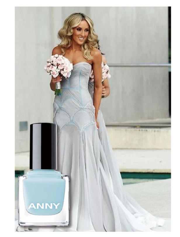 我們結婚吧!新娘必勝指彩,ANNY讓你成為最時尚新娘