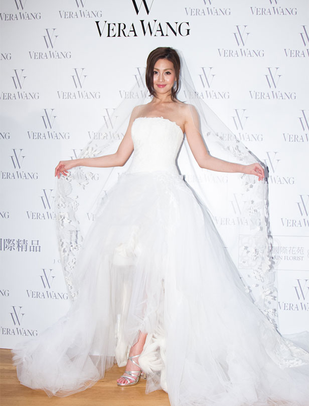 星光熠熠!Vera Wang 2015春夏婚紗系列絕美登場