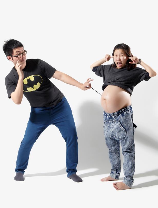2+1的新生活,兩人世界多了寶寶,要自由還是綑綁?