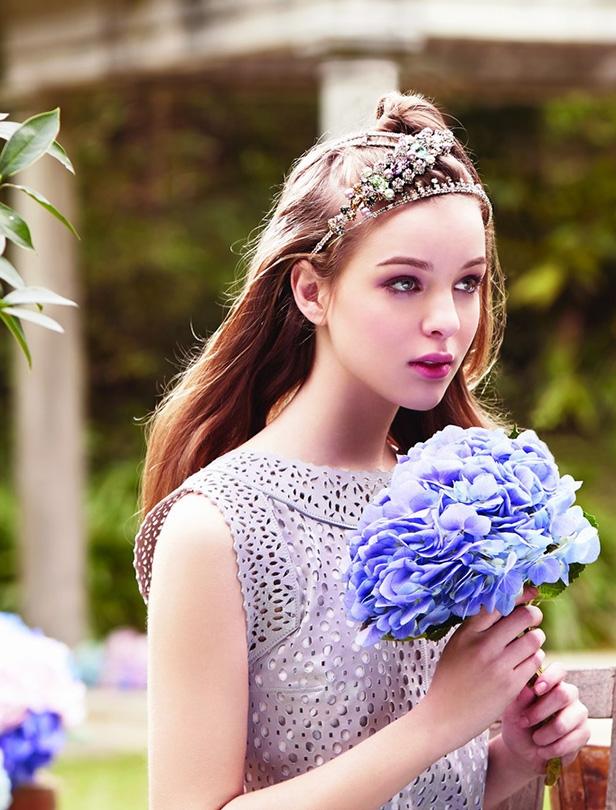 髮飾配件真的超重要!新娘的風格打造就靠它