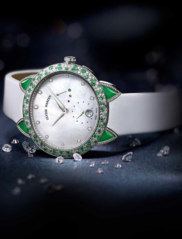 對戒之外的好選擇!時尚對錶帶你細數幸福的每一刻!