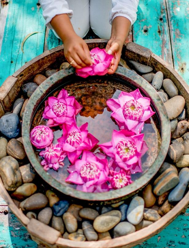 蜜月精選☞當世界只剩唯二,柬埔寨祕境婚禮