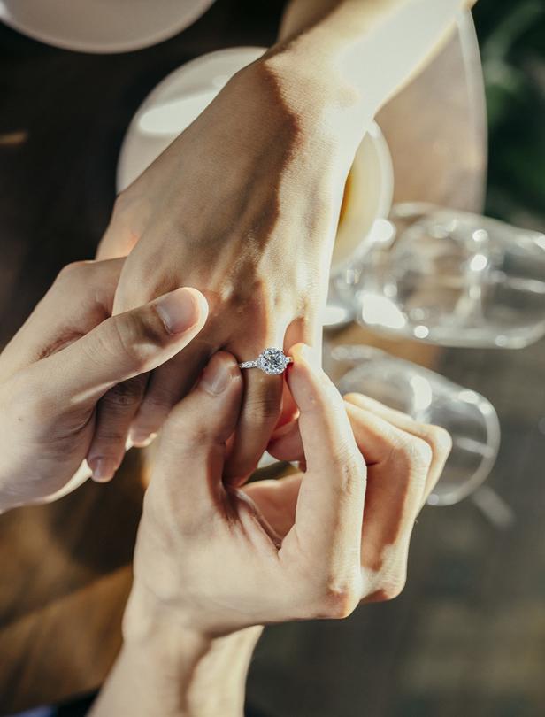 結婚對戒 打造高貴日常小確幸