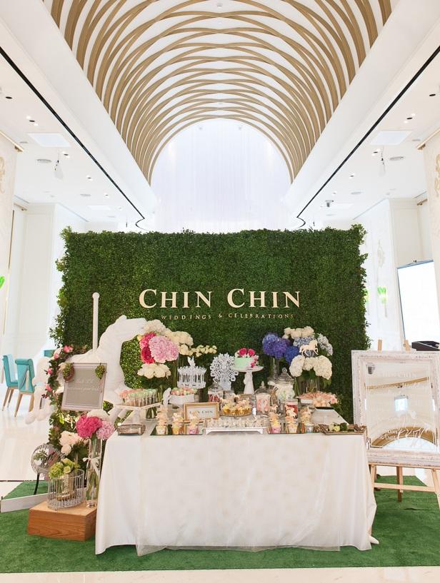 CHINCHIN婚顧 精緻主題婚禮講座夢幻呈現
