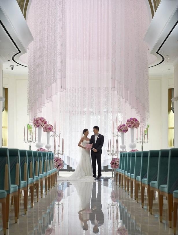 台北文華東方酒店 「MO‧花嫁 婚禮體驗展」,享受獨家婚宴優惠
