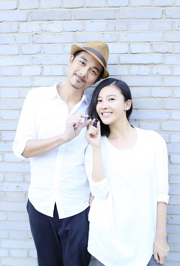 「用一生償還!」吳中天和楊子姍甜蜜秀婚戒 宣告我們結婚了