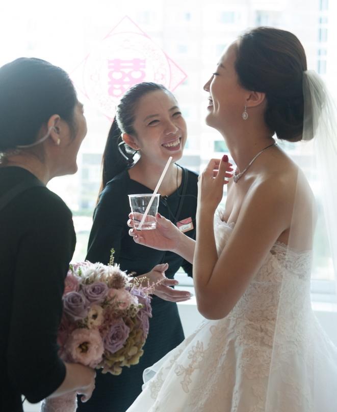 CHIN CHIN婚禮顧問 完美夢想婚禮的推手