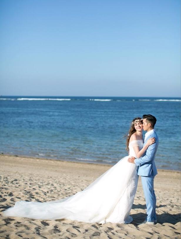 老公生日+結婚紀念日!瑞莎甜蜜告白:「謝謝有你在!」