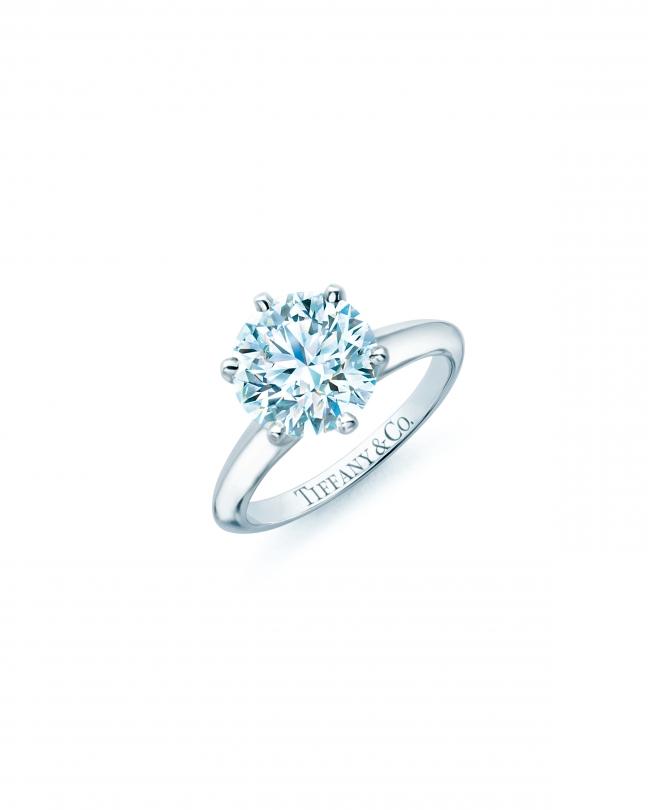 揭密!the Tiffany® Setting的二三事