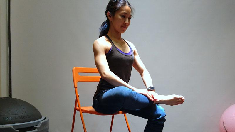 筋肉媽媽專欄:辦公室運動要有效,一定要先搞懂的事!