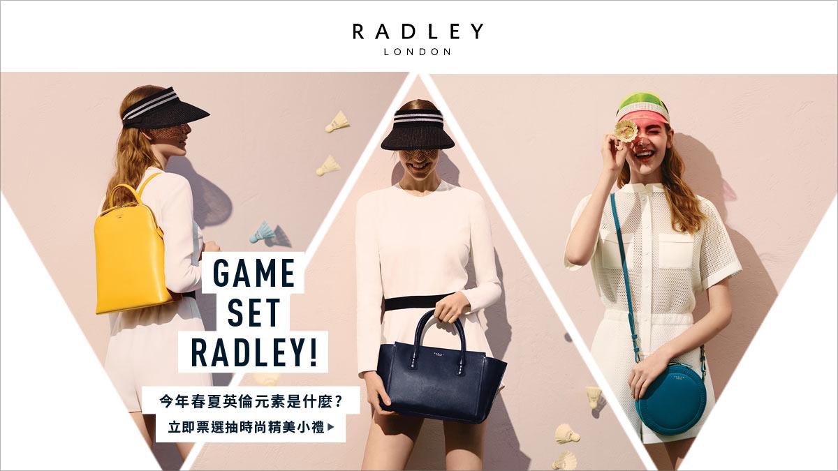 RADLEY永三