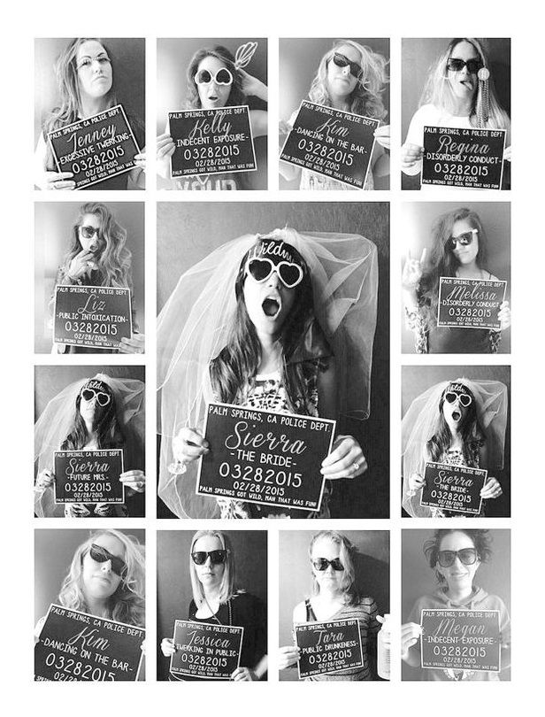 既然結婚了 那就玩瘋吧!名人的婚前婚後單身派對都要____