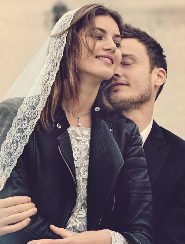 漫步巴黎的幸福!CHAUMET 經典婚戒Torsade系列