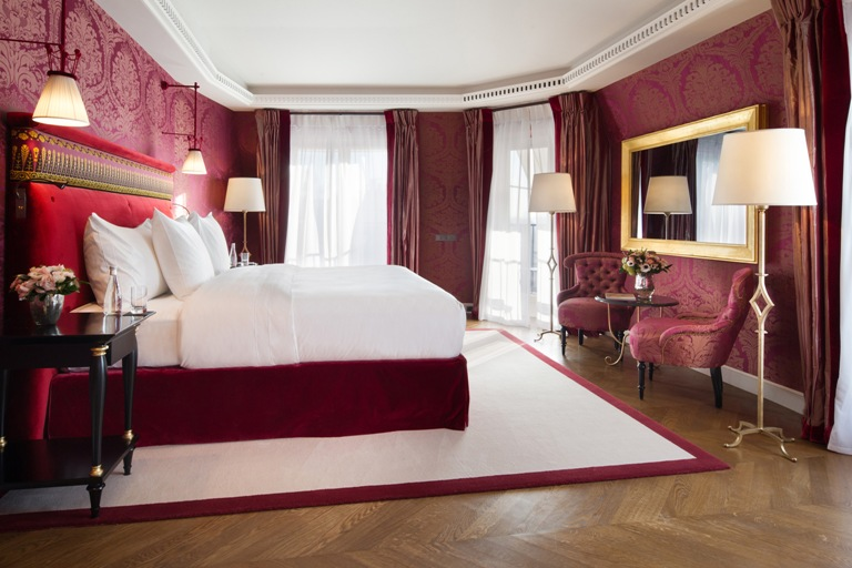 蜜月精選☞法國巴黎終極奢華浪漫之旅
