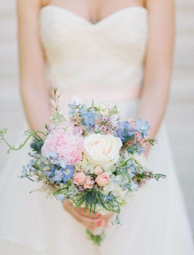 最幸福的小主角 五款韓系新娘捧花設計