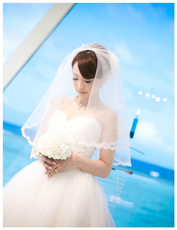 海島婚禮超上鏡妝容 新娘真心話分享