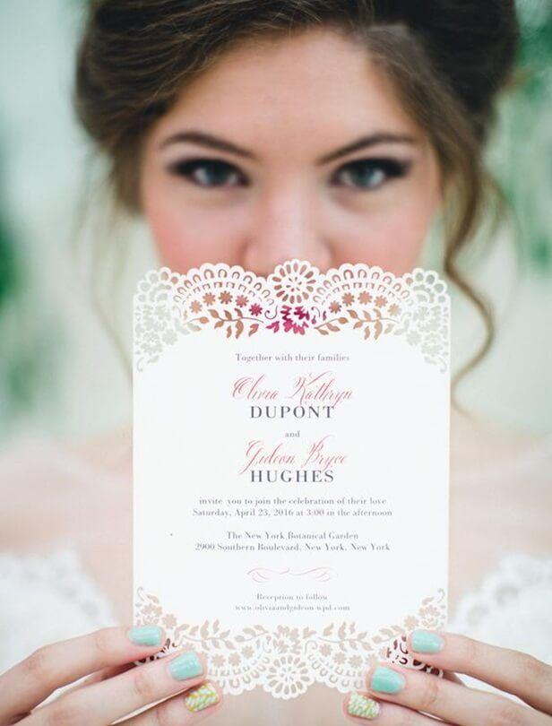 創造婚禮的小精彩!好難決定的20款中西式結婚創意請帖