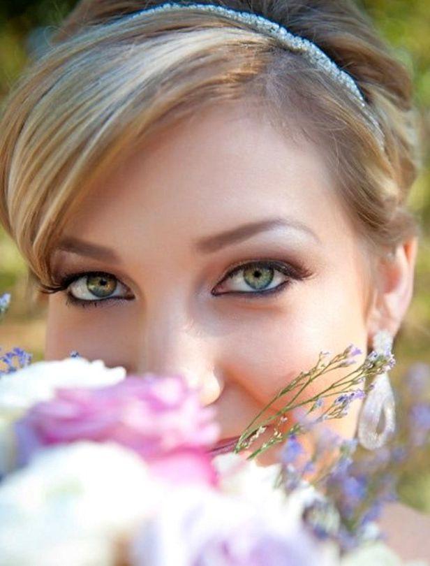 浪漫少女感綻放 粉嫩新娘眼妝變變變!
