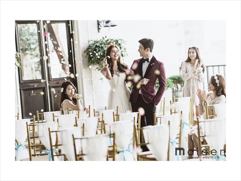 韓式婚攝,放大愛情的美好