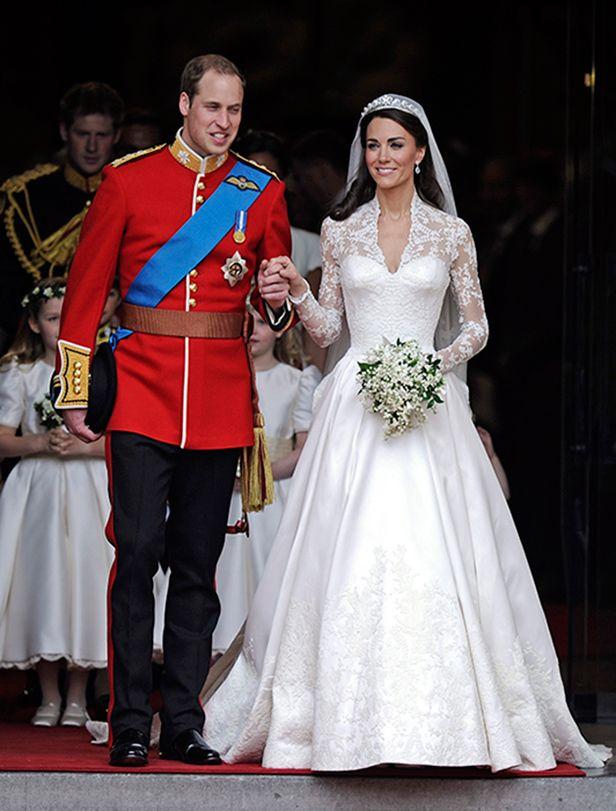 皇室最愛婚紗品牌大盤點