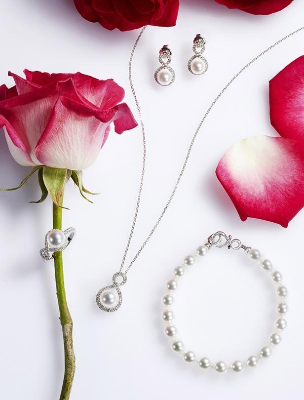 獻給六月新娘的珍珠綺想