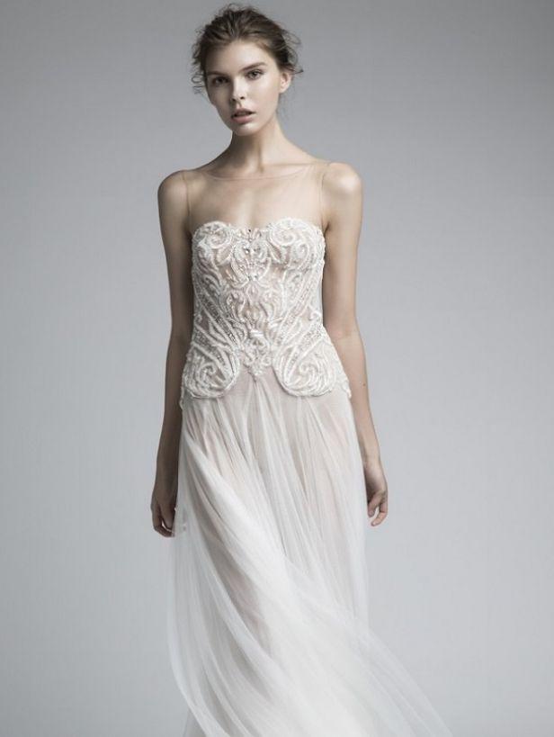 NICOLE + FELICIA最新禮服系列,展現時尚柔美精緻