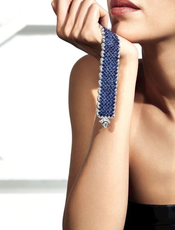 鑽石之外,藍寶石讓妳更加獨特醒目