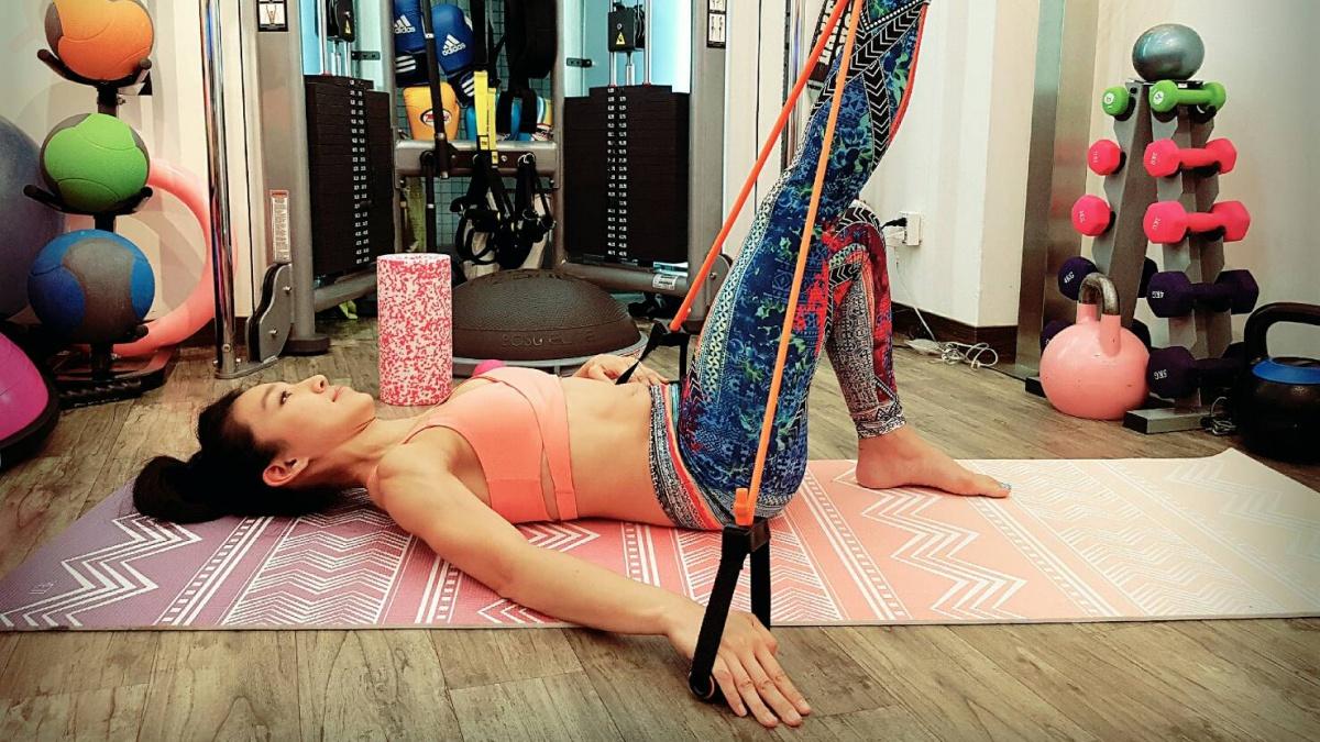 筋肉媽媽專欄:愛跑族不能只練核心!四個一定要做的下半身訓練,跑得更好身材更美!