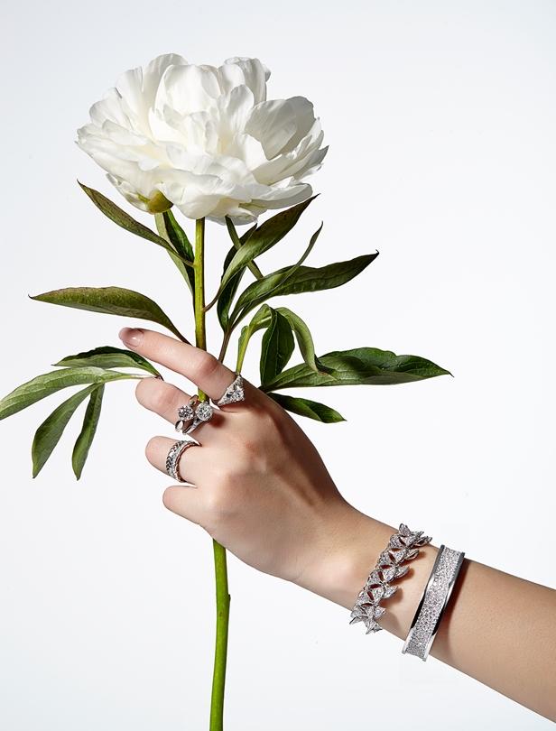Bulgari 寶格麗的時髦婚戒
