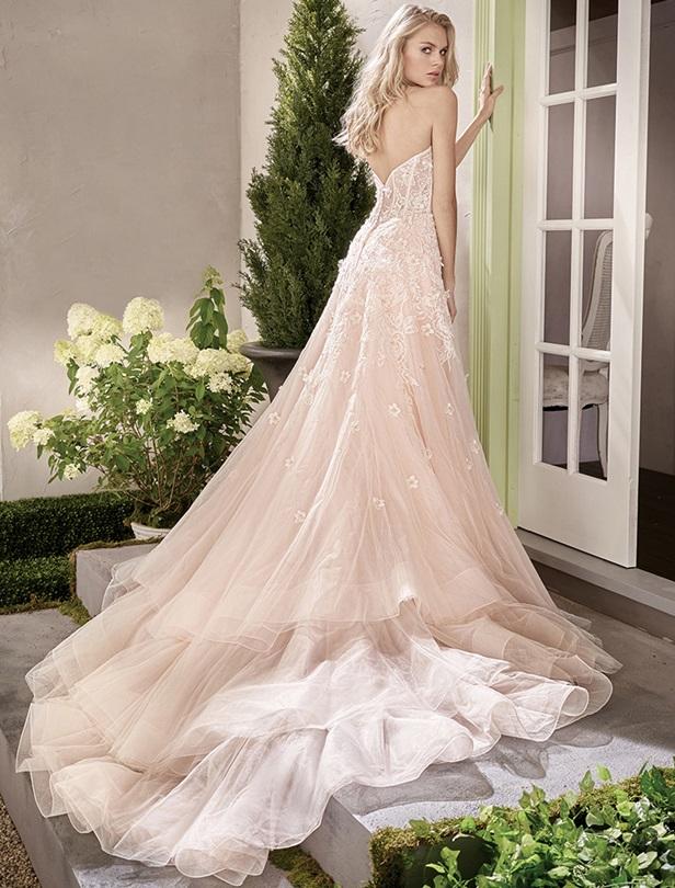 經典永恆的新嫁衣!個人訂製婚紗禮服JASMINE GALLER