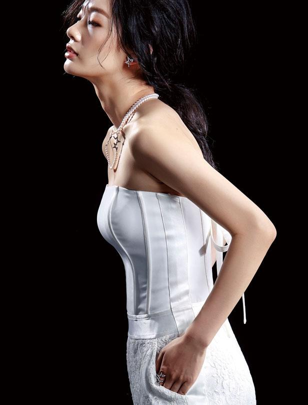想展現個人風格,就穿上獨特訂製的特色婚紗吧!