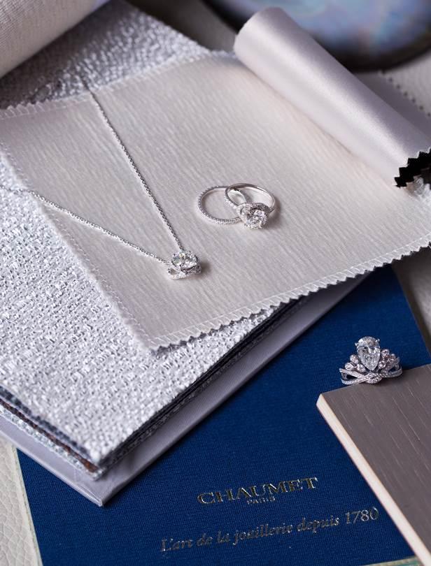 Chaumet於凡登廣場12號 全新婚禮珠寶概念空間