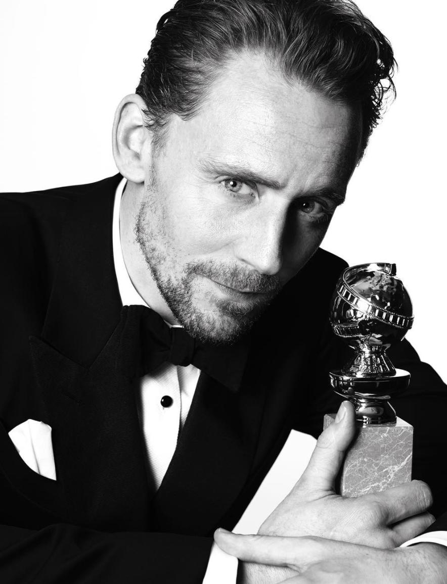最佳電視電影或迷你影集男主角湯姆希德斯頓(Tom Hiddleston)╱《夜班經理》