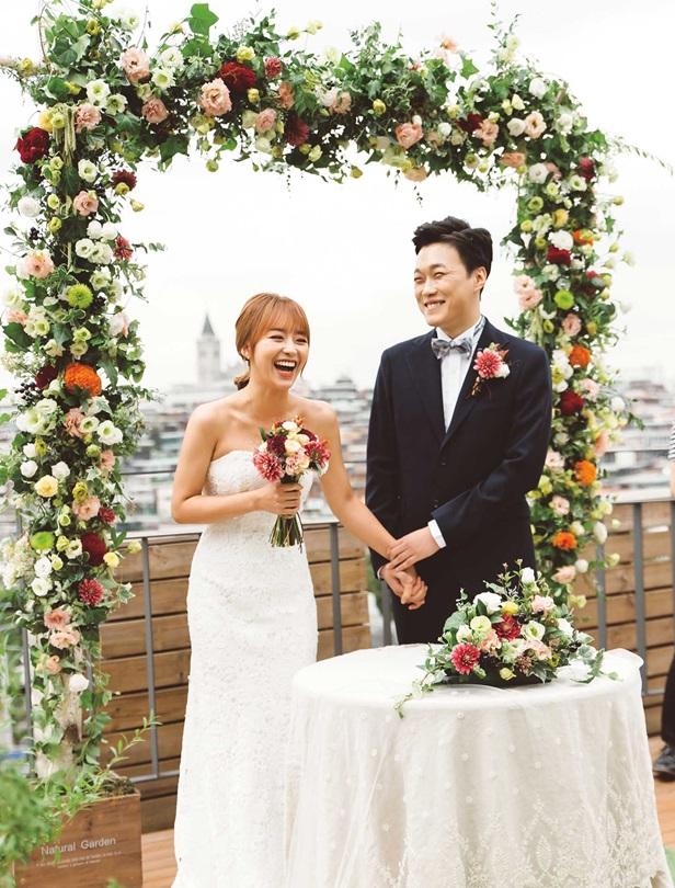 整座城市都是我的幸福伸展台!在高樓屋頂上舉行一場屋頂婚禮吧