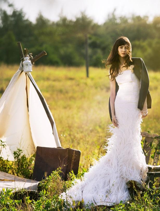 婚紗攝影回歸大自然!在私房秘境拍出唯美互動婚紗照