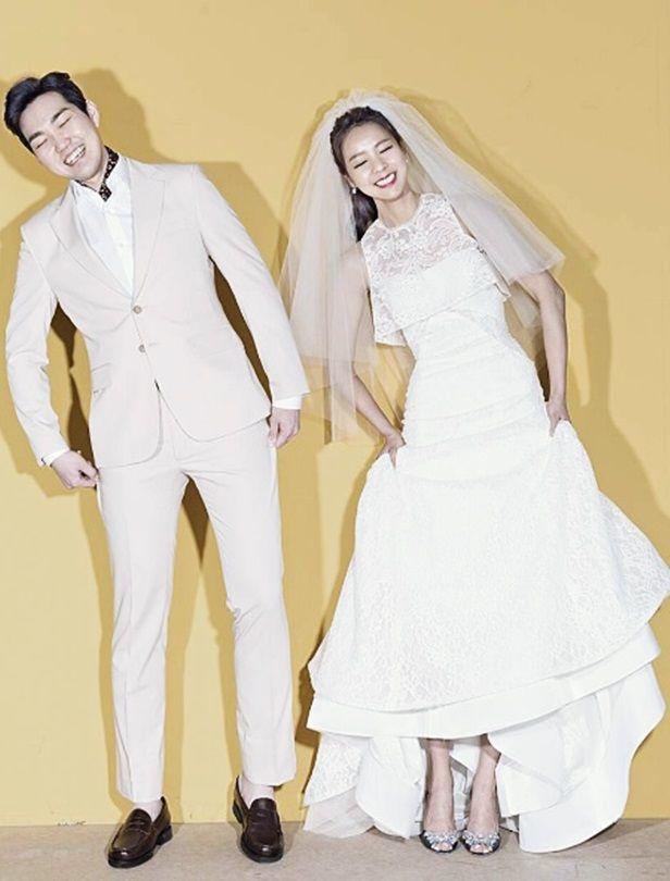 韓風婚紗攝影趨勢看這邊!25張婚紗照互動找婚紗拍攝靈感